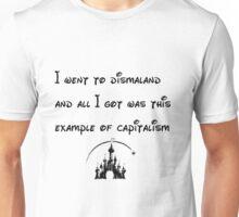 I went to dismaland Unisex T-Shirt