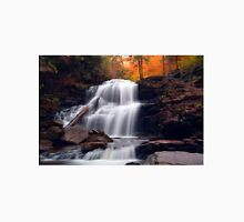 Fading October Daylight at Shawnee Falls Unisex T-Shirt