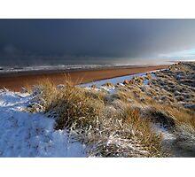 Freezing Fog Photographic Print