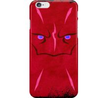 Monster Red iPhone Case/Skin
