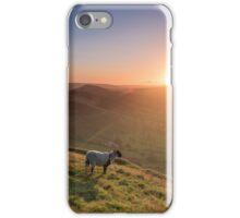 Sunrise of the Lambs iPhone Case/Skin