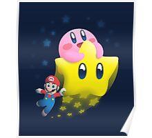 Kirby's Joyride Poster