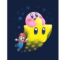 Kirby's Joyride Photographic Print