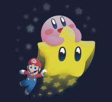 Kirby's Joyride One Piece - Short Sleeve