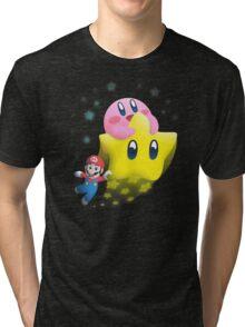 Kirby's Joyride Tri-blend T-Shirt