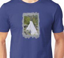 Bannack Indian Teepee Unisex T-Shirt