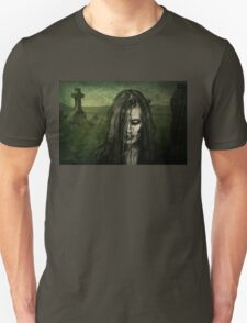 She walks the night searching for her next victim Unisex T-Shirt