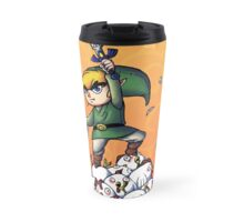 Link, Cuccoo Slayer! Travel Mug