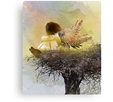 Angel's Nest Canvas Print