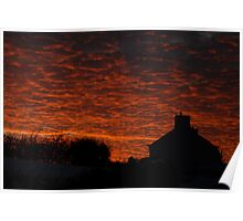 Sunset  09/12/10 Poster