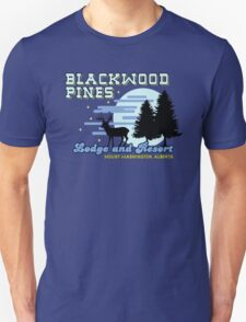 Until Dawn - Blackwood Pines Lodge T-Shirt
