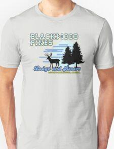 Until Dawn - Blackwood Pines Lodge T-Shirt