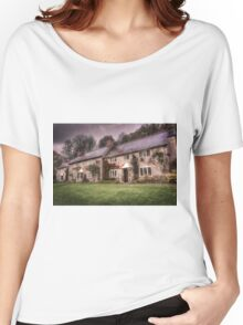 Stourhead Cottages Women's Relaxed Fit T-Shirt