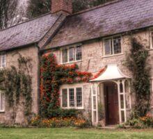 Stourhead Cottages Sticker