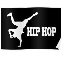 Hip-Hop Break dance Poster