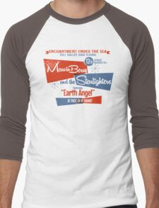 Marvin Berry & the Satrlighters Men's Baseball ¾ T-Shirt