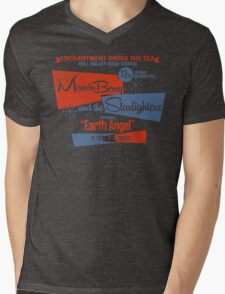 Marvin Berry & the Satrlighters Mens V-Neck T-Shirt