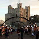 Rochester Christmas Markets  by Crin