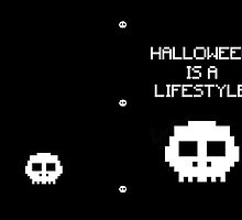 Halloween Lifestyle (Notebooks) by Tigercookie