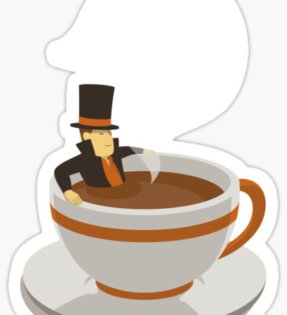 Mystery Tea Sticker