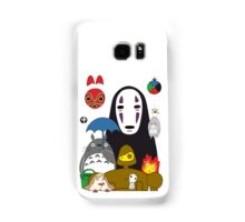 Ghibli mix Samsung Galaxy Case/Skin