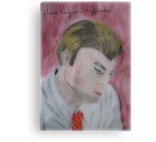 Steve Rodgers- Gryffindor Canvas Print