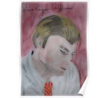 Steve Rodgers- Gryffindor Poster