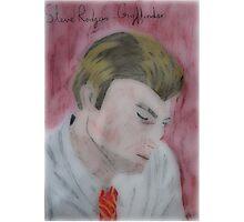Steve Rodgers- Gryffindor Photographic Print