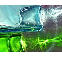 Bottled Reflections Photographic Print