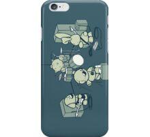 Teddy Band iPhone Case/Skin