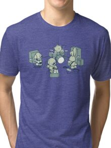 Teddy Band Tri-blend T-Shirt