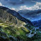 Gotthard Elbows by Luke Griffin