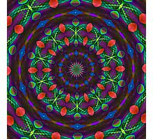 Kaleidoscope Eye Photographic Print