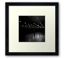 Pulse Room Framed Print