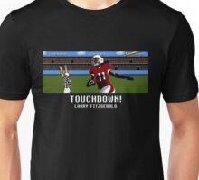 Tecmo Bowl Touchdown Larry Fitzgerald Unisex T-Shirt
