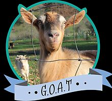 GOAT by Dingier