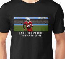 Tecmo Bowl Patrick Peterson Unisex T-Shirt