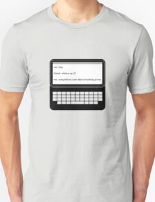 Death by Texting T-Shirt