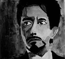 Tony Stark by Mad-Hufflepuff