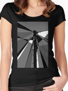 Lines Women's Fitted Scoop T-Shirt