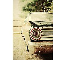 Classic Ford Fairlane Photographic Print