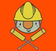 Jolly Doozer - Skull & Crossbones style Kids Tee