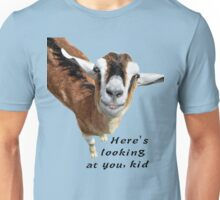 Here's looking at you kid Unisex T-Shirt