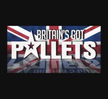 Britain's Got Pallets by Brian Edwards