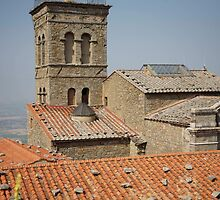 cityscapes #149, tile & rocks by stickelsimages