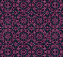 The Passion of the Perfect Purple Pattern by Scott Mitchell