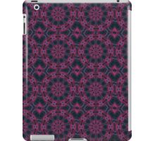 The Passion of the Perfect Purple Pattern iPad Case/Skin
