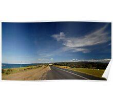 Australia coast Poster