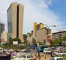 Nairobi City, KENYA by Atanas Bozhikov Nasko