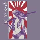 Sexy: Kunoichi by kagcaoili